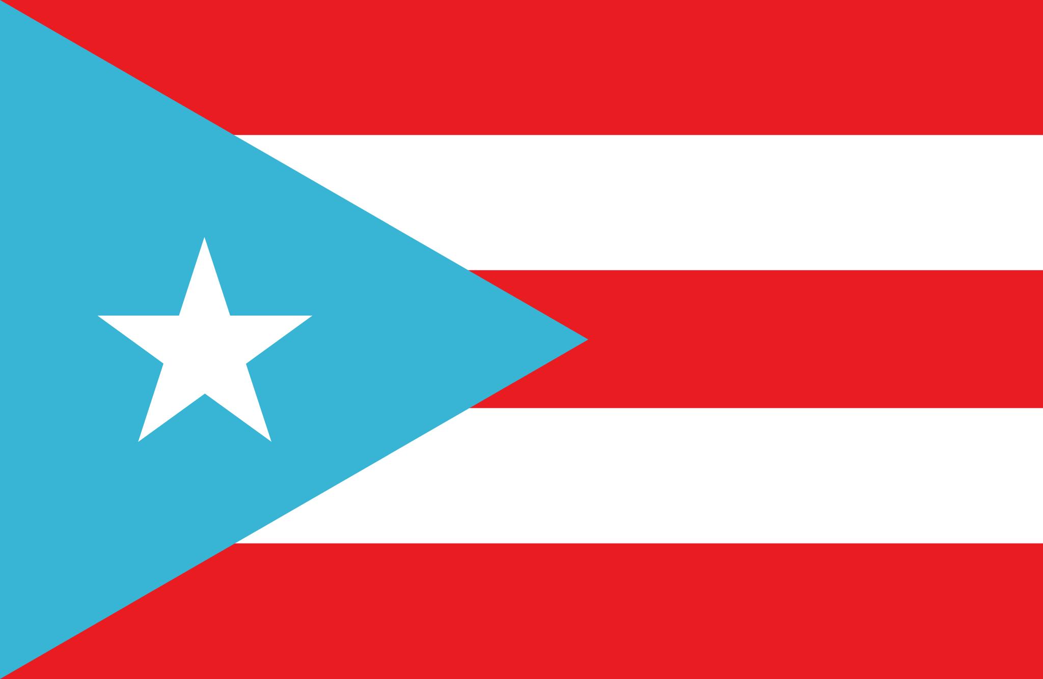Decolonize Puerto Rico - La Bandera Puertorriqueña